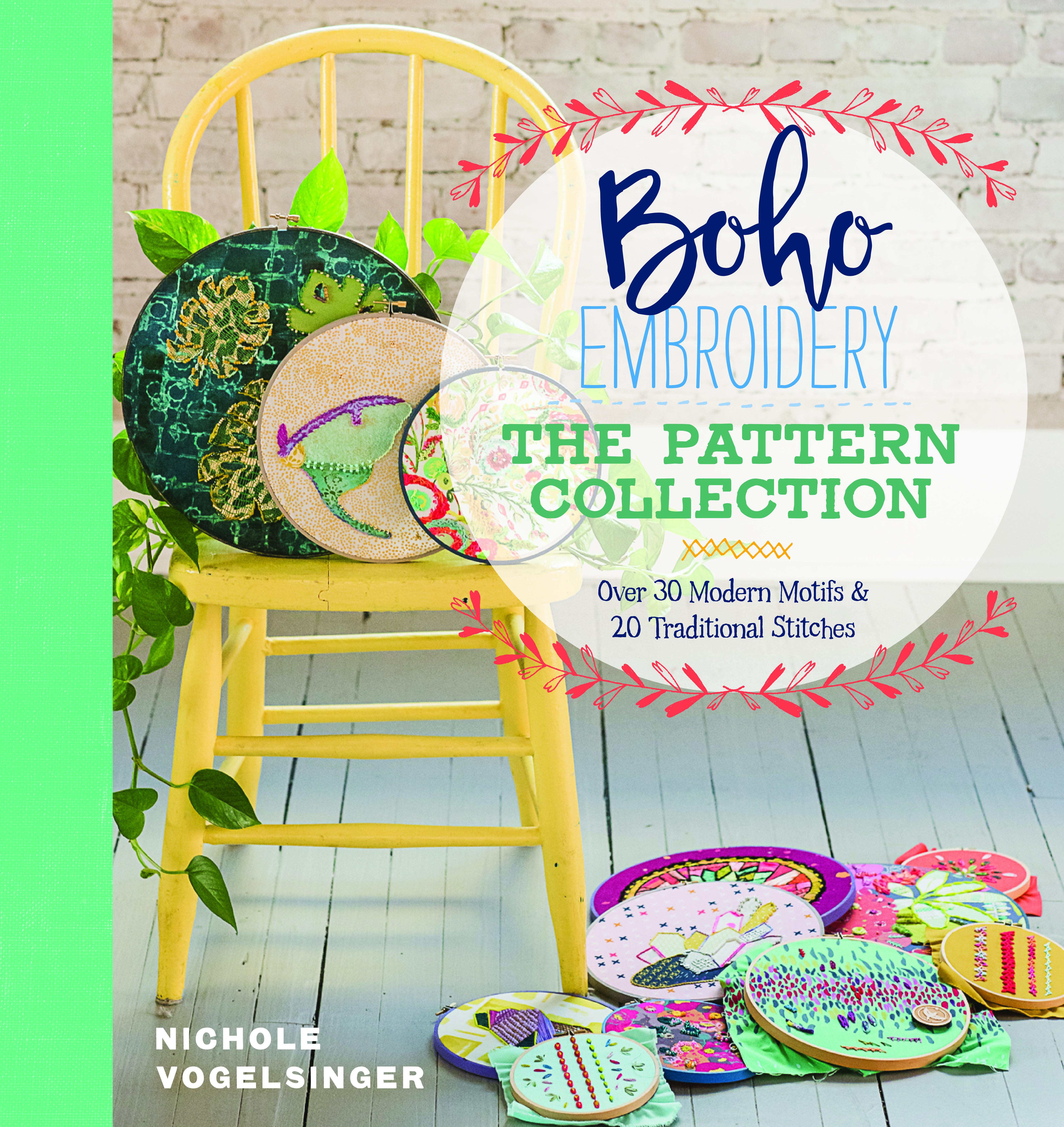 wildboho – boho embroidery